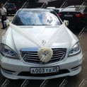 Автомобиль Мерседес w221